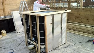 DIY: HOW TO BUILD A SPA / HOT TUB