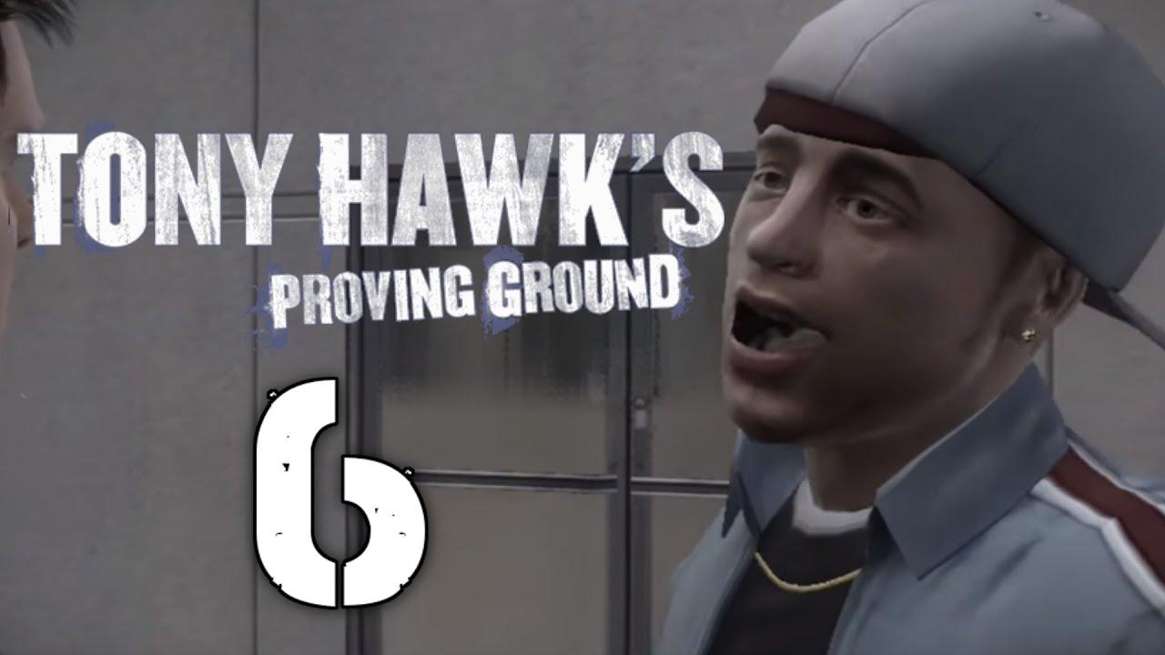 Tony hawks proving ground tutorial de trucos +trucos | krain youtube.