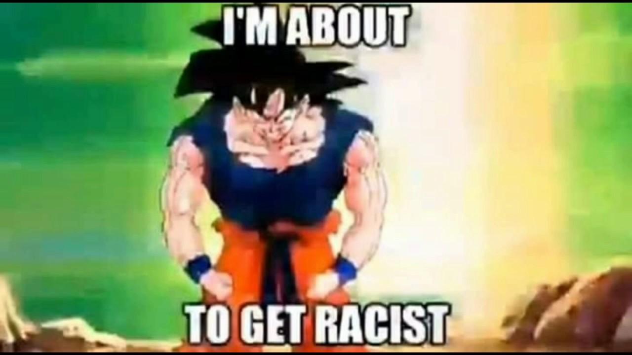 Download Goku's Racist Evolution