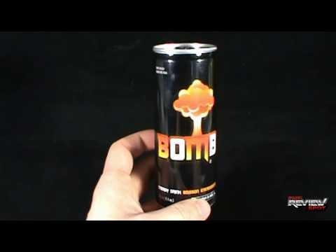 Random Spot - BombEnergy Drink