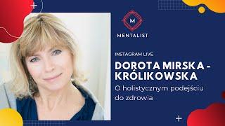 Dorota Mirska-Królikowska
