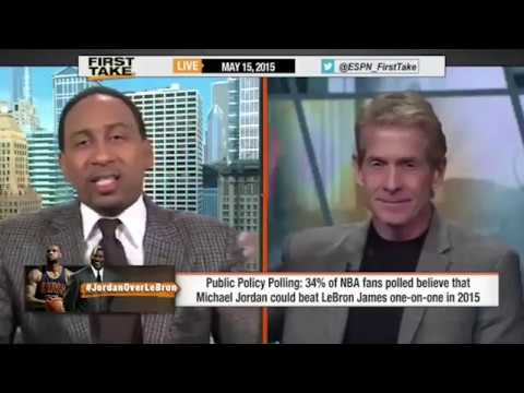 The day Skip Bayless lost credibility on all things sports forever.....