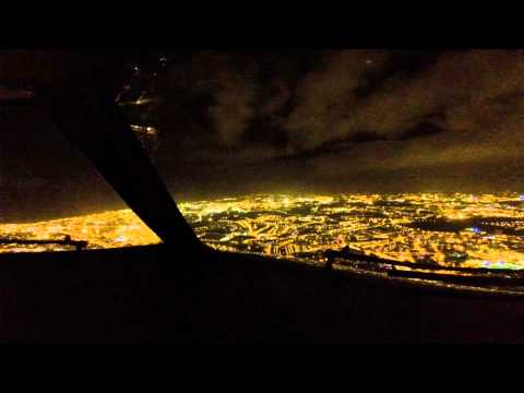 Approach and landing at Porto international airport (OPO-LPPR)