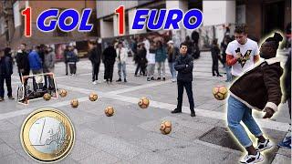 REGALIAMO 1 EURO per ogni gol col PACCO che riescono a fare i ragazzi!