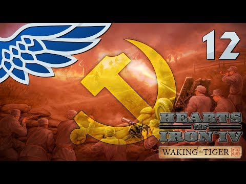HEARTS OF IRON 4 | COASTAL CONFLICT PART 12 - HOI4 WAKING THE TIGER Let's Play Gameplay
