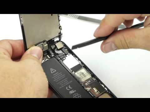 How to: iPhone 5 Screen Repair Video - Easy Screen Version