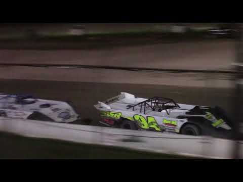 Genesee Speedway Topless Crate Late Model Feature 9-17-17