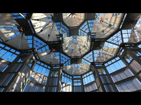 NGC Building and Grounds - The National Gallery of Canada's Great Hall by Moshe Safdie