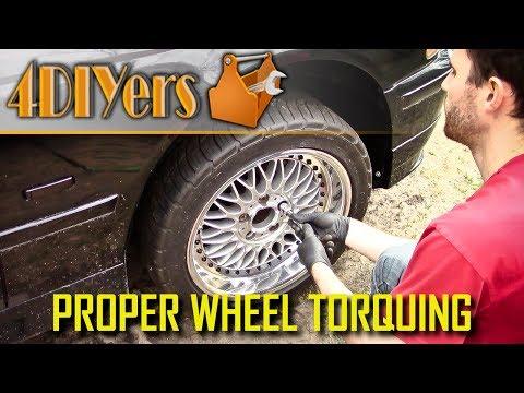 DIY: How to Properly Torque a Wheel