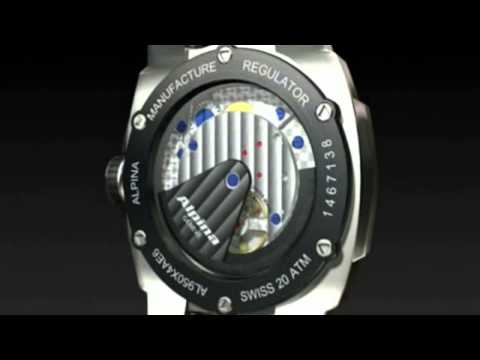 Alpina Watches - Manufacture Regulator