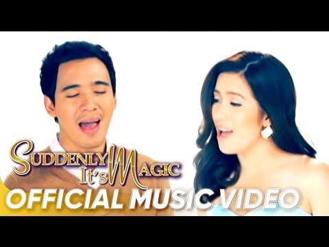 SUDDENLY IT'S MAGIC music video by Angeline Quinto & Erik Santos