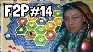 Hearthstone constructed: Shaman F2P #14 - Board Game Special Edition