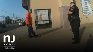 Body cam of Linden Officer Angel Padilla