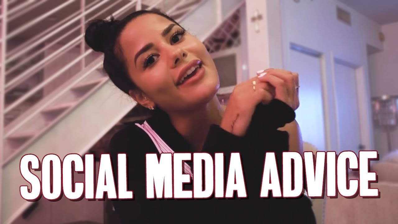 THE TRUTH ABOUT SOCIAL MEDIA! | Katya Elise Henry