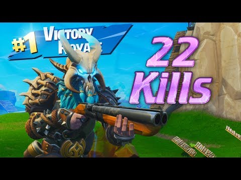 22 Kills In The *NEW* Mode