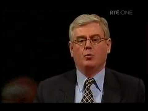 Eamon Gilmore TD Addresses Labour Party Conference 2007