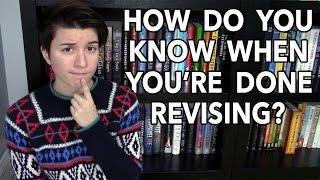 Comment Savez-Vous Quand Vous avez Terminé la Révision?