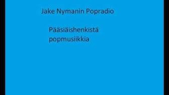 Jake Nymanin popradio -- Pääsiäishenkistä popmusiikkia
