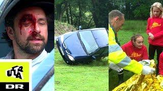 Bilulykken | Livredderne | DR Ultra