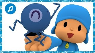 🕷️ ITSY BITSY SPIDER 🕷️ | Nursery Rhymes for Kids and Baby Songs by Pocoyo