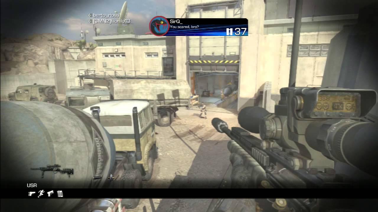 Stunt School: Call of Duty Ghosts