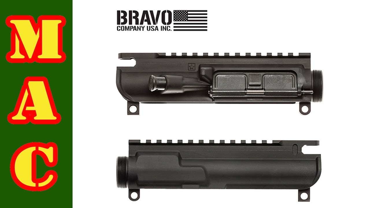 New BCM Mk2 AR15 Upper - What's it all about?
