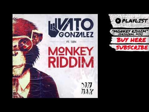 "Vato Gonzalez feat. Tjen - ""Monkey Riddim"" (Audio) | Dim Mak Records"