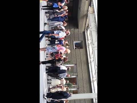 Jedermann 2013 Salzburg Festspielhaus Domplatz