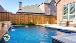 Plano Pool Builder, Riverbend Sandler Pools