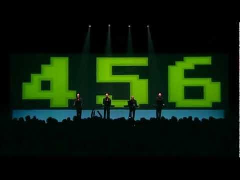 Kraftwerk  Numbers ComputerWorld , 2004 HD