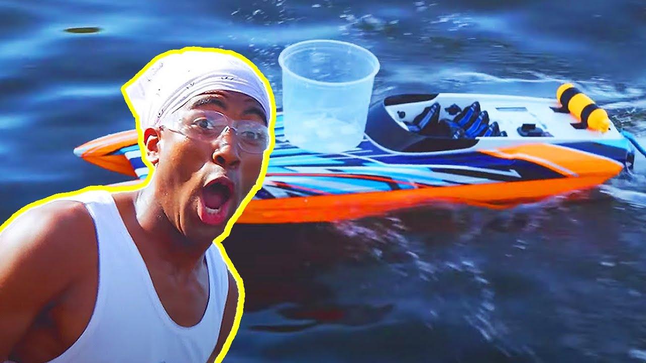 Water-Boat Race Showdown 🌊 | EP 16 | Nerf House Showdown | Full Episodes | Nerf Wars
