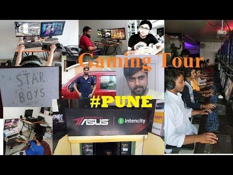 Gaming Tour #Pune