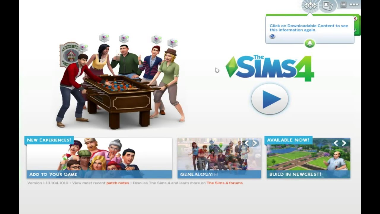 the sims 4 get together free download mac