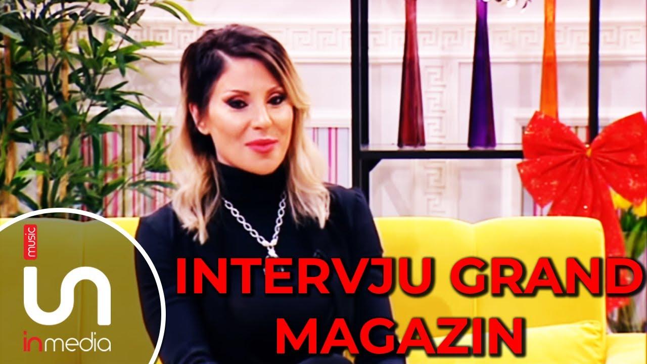 Suzana Gavazova - Intervju - Grand Magazin (TV Grand 2018)