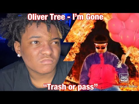 Oliver Tree - I'm Gone [Official Music Video] Reaction
