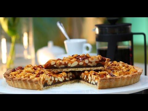 choumicha-:-tarte-aux-fruits-secs-|-شميشة-:-طرطة-بالفواكه-الجافة