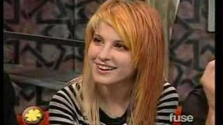 Paramore - 'The Suace' - Fuse 07