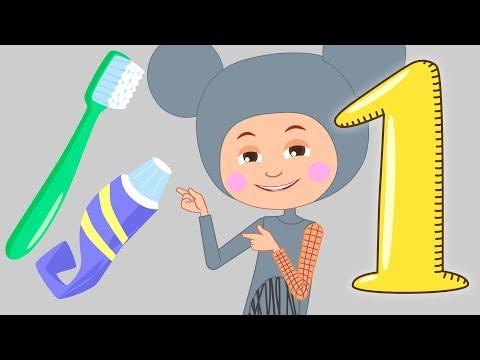 Большой сборник песен и мультиков про полезные привычки - Первый музыкальный канал для детей