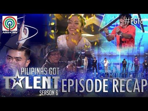 PGT 2018 Highlights: Pilipinas Got Talent Season 6 Episode 16 Recap