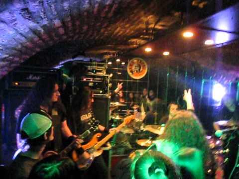 Pokolgép-Ítélet helyett (részlet) Armstrong Jazz & Rock  Club Baja 2010.02.20.