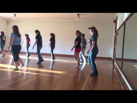 'Any Man of Mine' Line Dance
