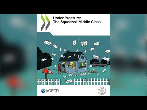 Rising Expenses and Stagnant Incomes Squeezes Middle Class Everywhere