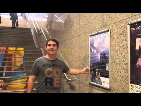 Dank EUCH bin ich im Radio, in der Zeitung & auf Plakaten !!! SOUNDRAUSCH - 30.11.2012
