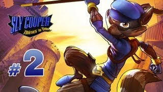 Sly Cooper: Thieves in Time - Part 2 - Turning Japanese