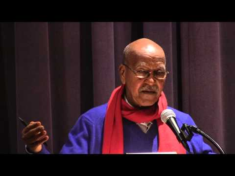 Somali Author, Nurrudin Farah Book Reading and Signing in ATL