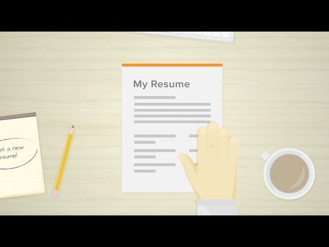 MyPerfectResume Your Resume, Made Easy - YouTube