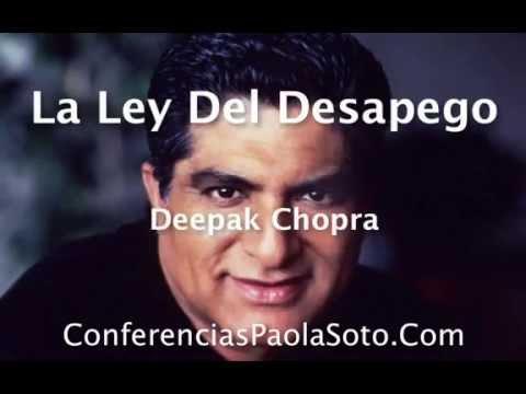 Las Siete Leyes Espirituales Del Exito La Ley Del Desapego Deepak Chopra