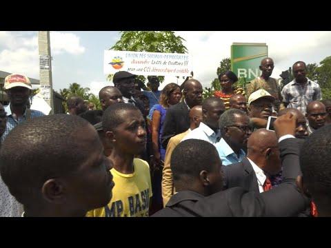 Côte d'Ivoire, une manifestation de l'opposition empêchée par la police