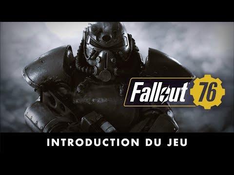 Fallout 76 – Introduction officielle