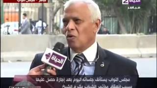 فيديو.. «الدفاع والأمن القومي بالنواب»: رد «الخارجية» على «مدني» كان عنيفا